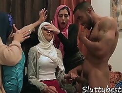 Thick Girls In Hijab Fuck BBC Before Marriage