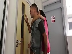 Watching Not My Step Sister Masturbat Through The Door