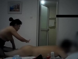 Chinese MILF With Magic Tongue