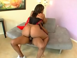 Big Black Butts 'N Phat Panties 2 Scene wit Flame