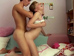 Step Brother Fucks Anal Style Better