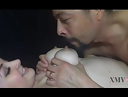 Milk Filled Soul are Fondled and Drained-Husband Breastfeeds from Wife and Fondles Her