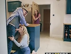 Brazzers - Mammy Got Knockers - Dont Leman Transmitted to Mother-In-Law chapter vice-chancellor Amber Jayne coupled with Danny D