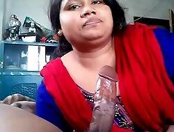 Indian Torrid wife sucking cock