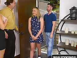 Realitykings - moms burgeoning puberty - frazzled alyssa starring alyssa cole added to savana styles added to seth gambl