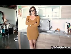 Big Spoils MILF Helps Her Step-Son Out