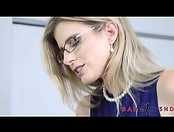 Sexy MILF Edict Mom Cory Chase Relieves Stress Be worthwhile for Her Edict Son