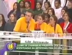 Paloma Fiuza, Tais Valieri and funk girls strip Super Positivo